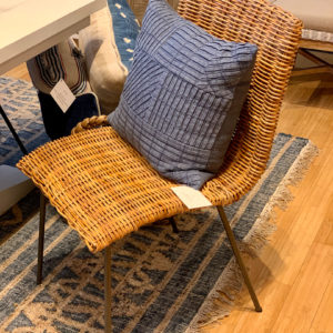 Natural Woven Chair