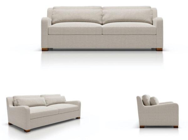 Bordeaux sofa
