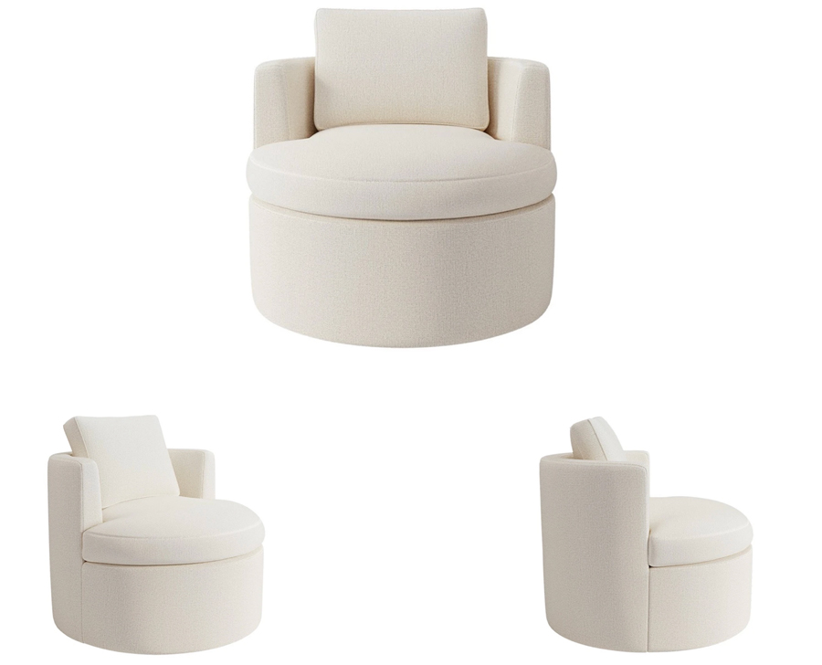 chicago swivel chair
