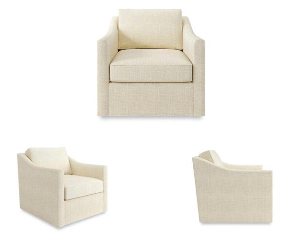 cline swivel chair
