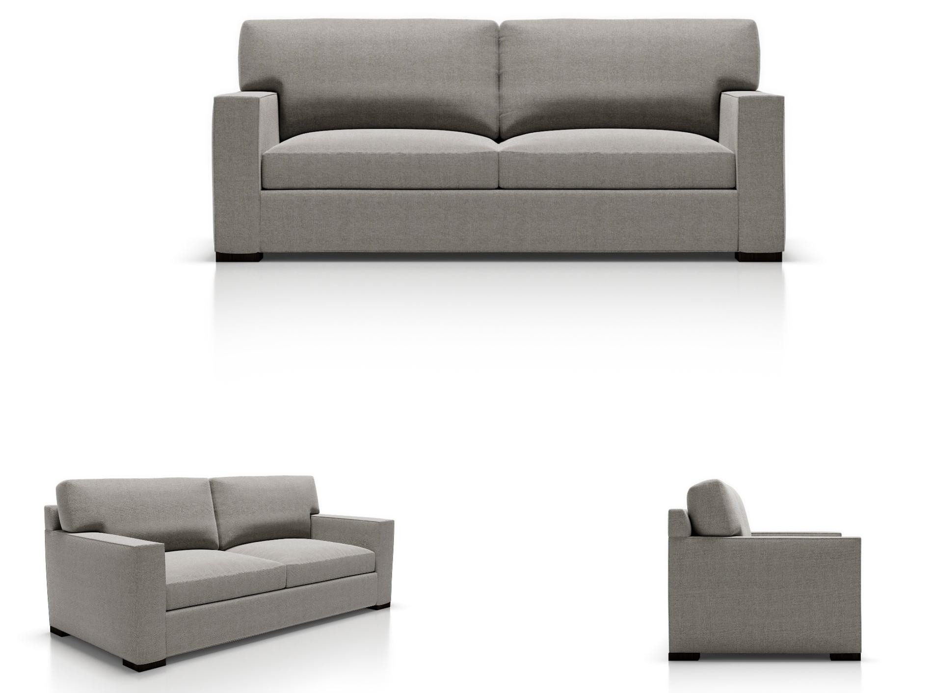 sausalito custom sofa